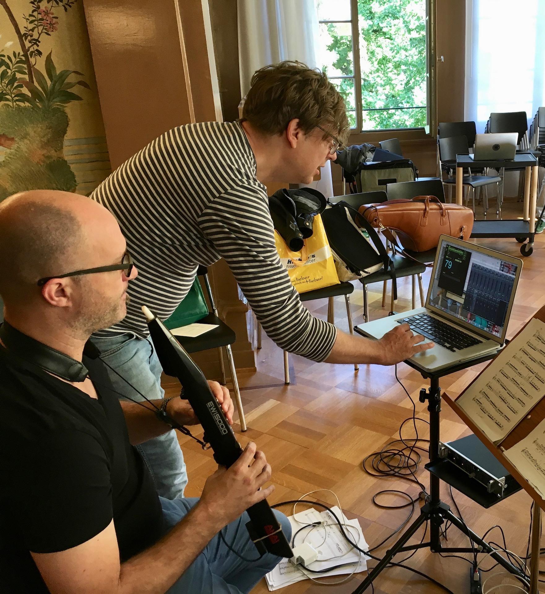 Memorabilia Probe Münchenstein 2017